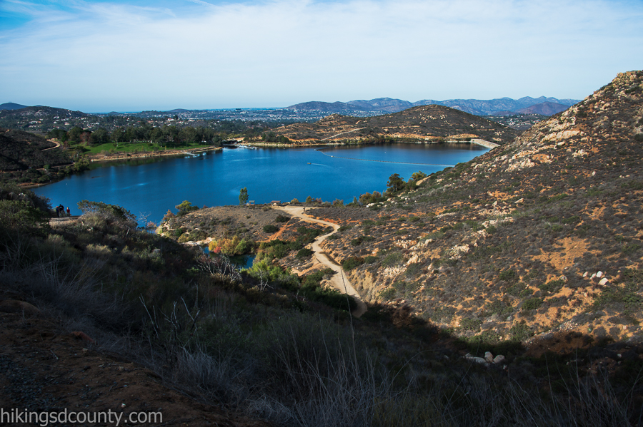 Another view of Lake Poway