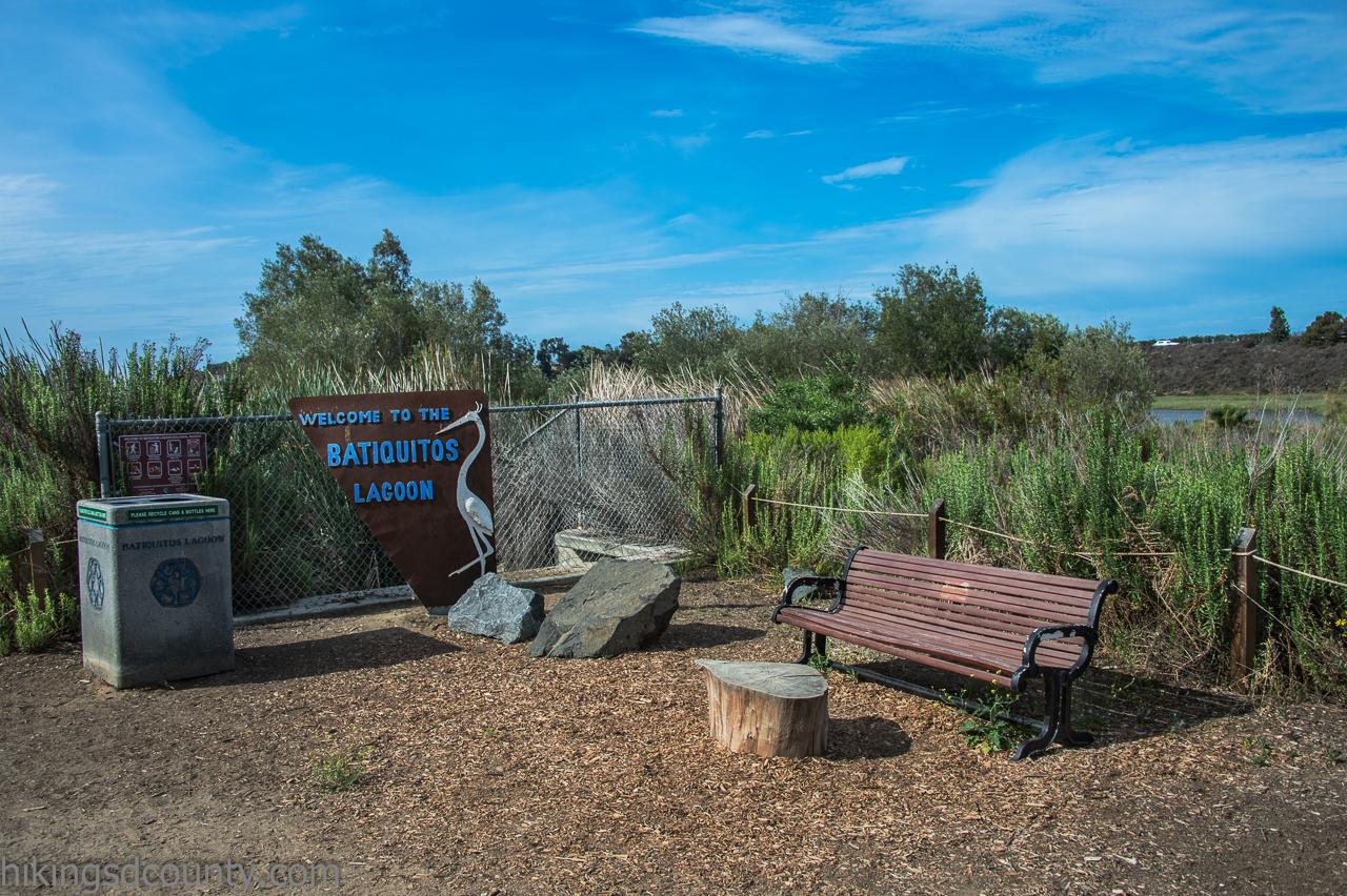 Batiquitos Lagoon Hiking San Diego County