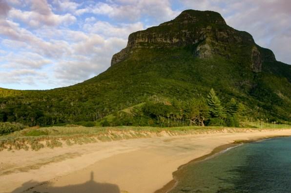 Kings Beach, Lord Howe Island