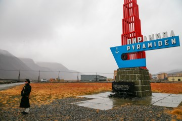 mg 5645 lr Ghost town of Pyramiden
