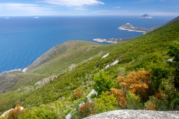 South East Walking Track to Lightstation