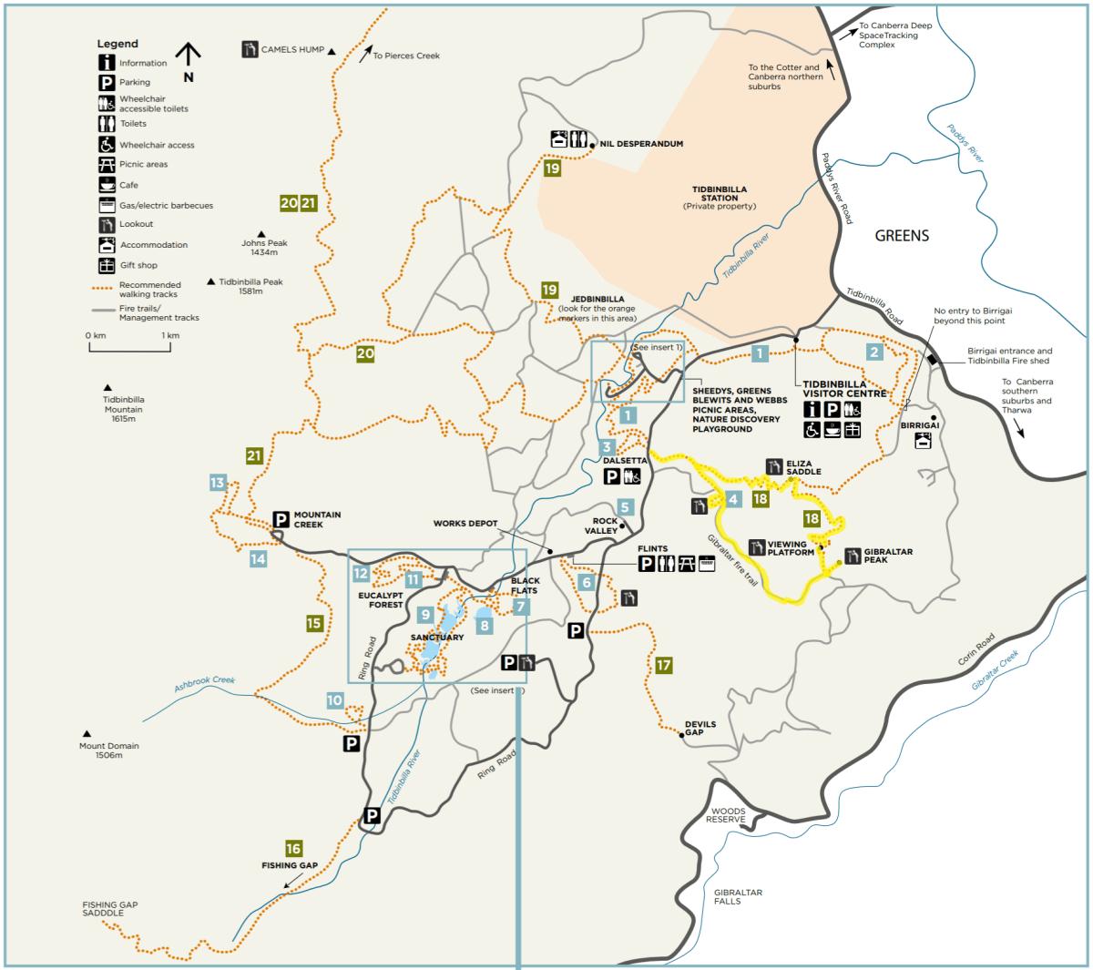 Map-GibraltarPeak