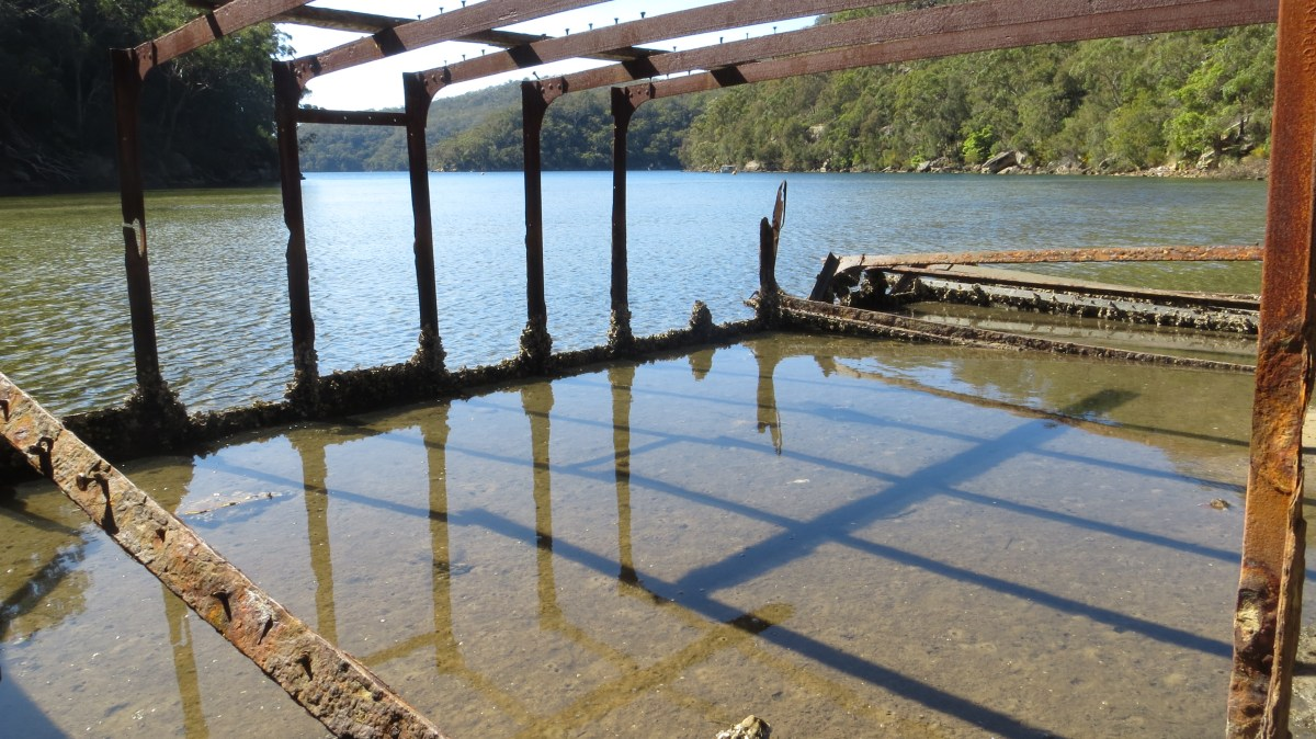 img 1462 1 Exploring the history of Cowan Creek