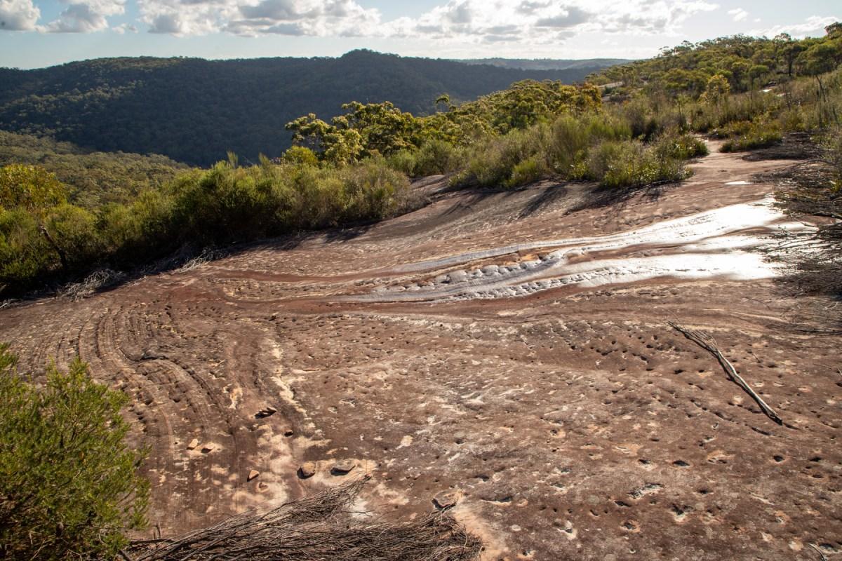 img 4288 lr Mount Murray Anderson Aboriginal engraving sites