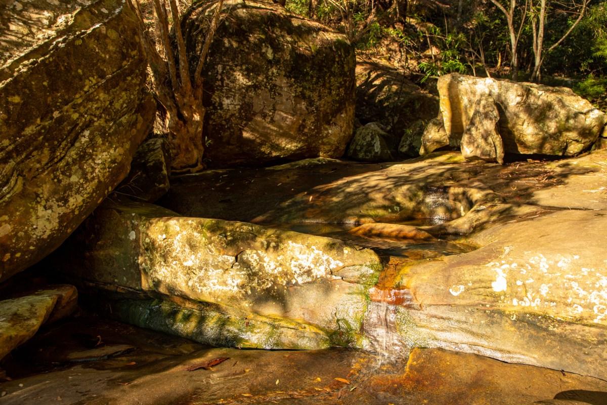 Washtub Gully near Berowra Waters