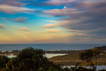 View from Narrabeen Trig