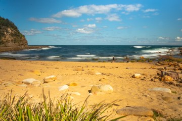 img 9403 lr Little Beach (Bouddi National Park)