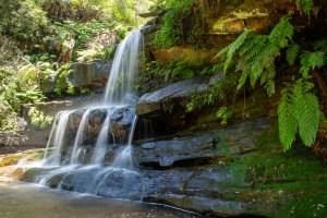 Ironbark Creek Falls