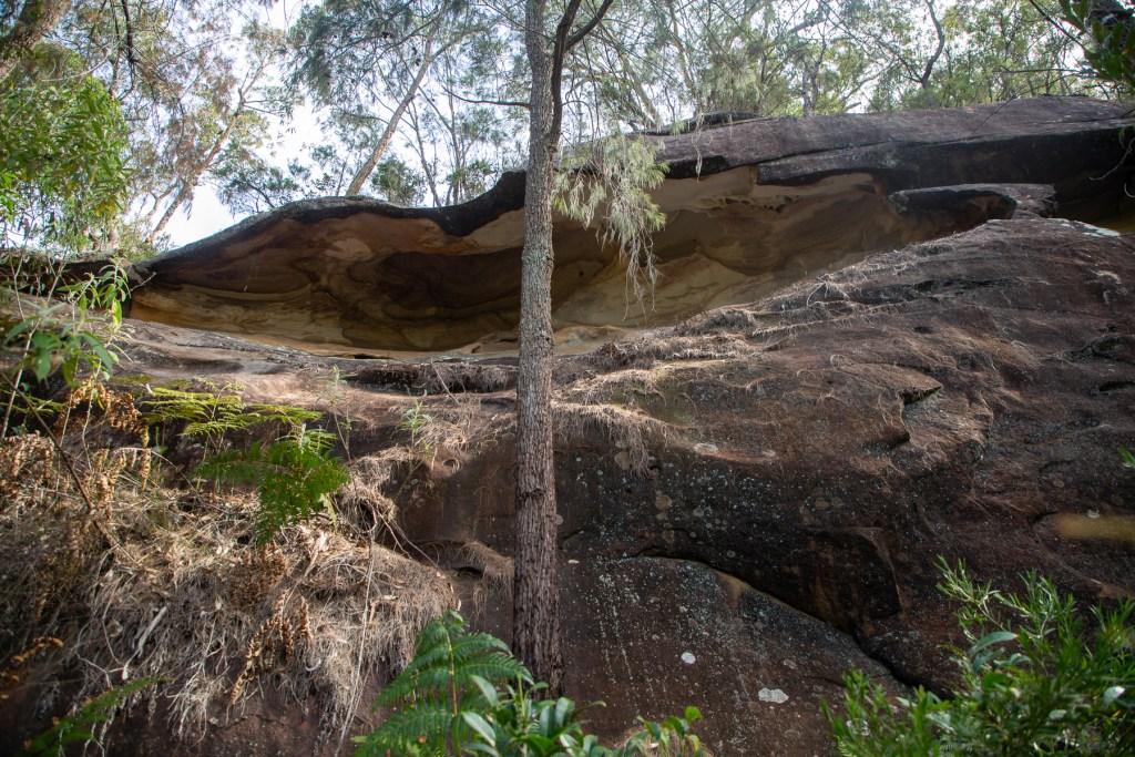 AWAT4352 LR Smugglers Ridge to Marramarra Ridge