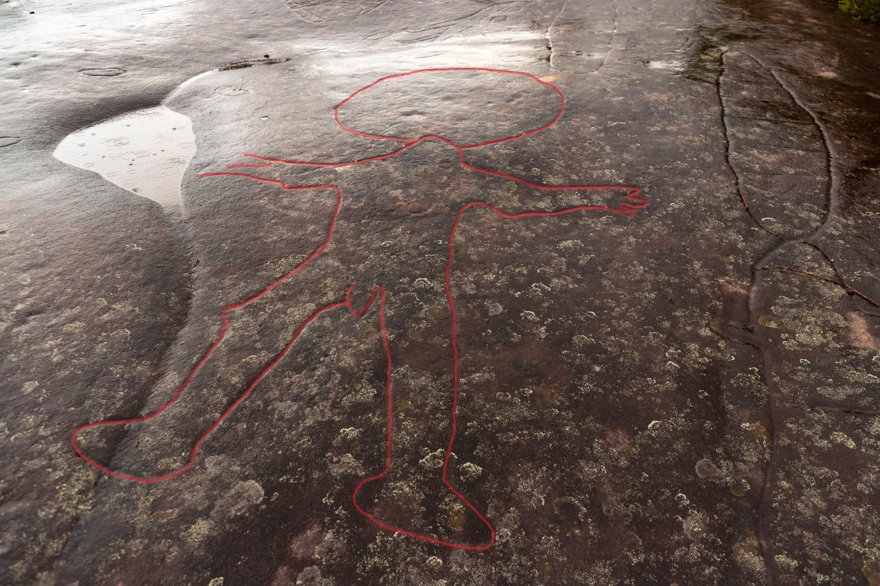 IMG 5975 LR highlighted 1 Moon Rock Aboriginal Site