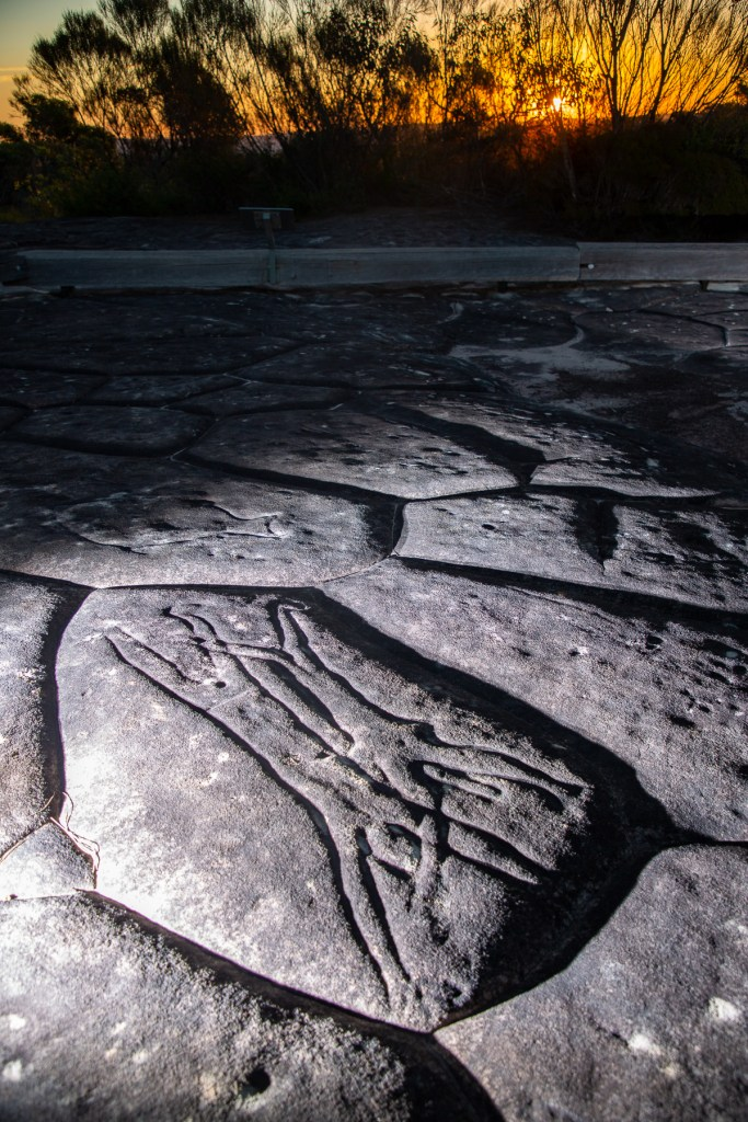 AWAT3998 LR Basin Aboriginal Site