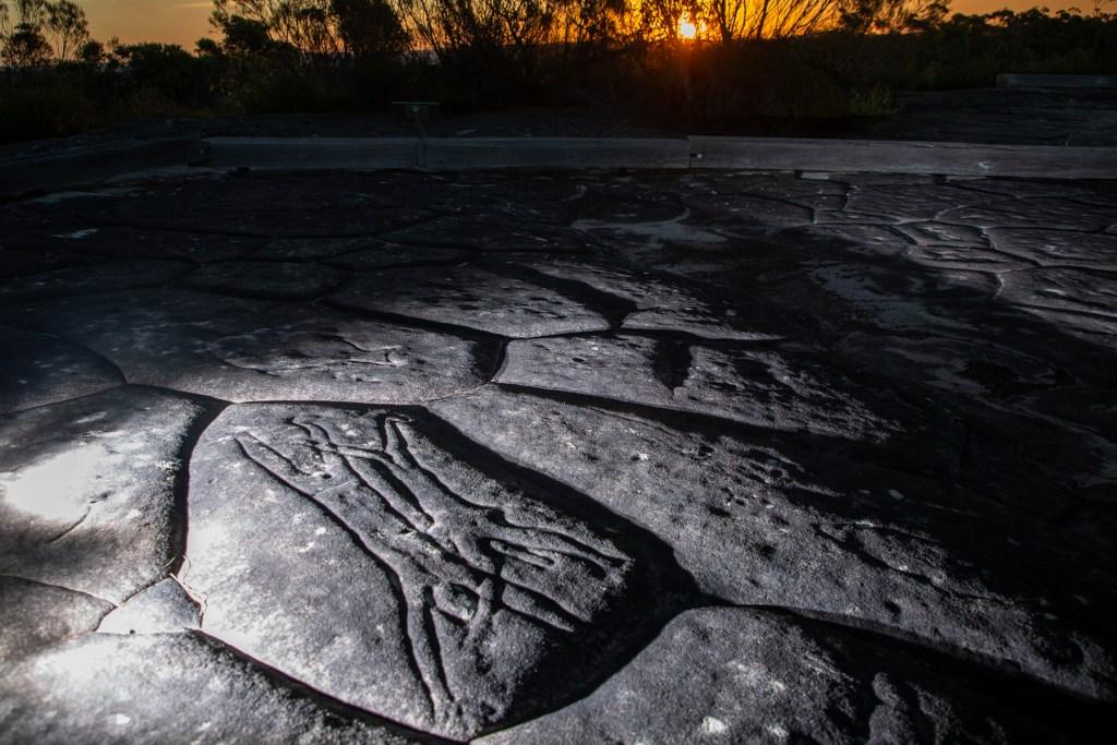 AWAT4000 LR Basin and Mackerel Track Aboriginal sites