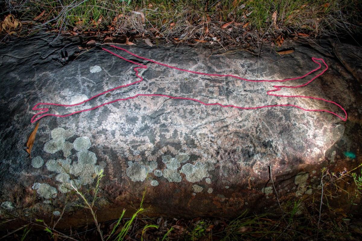 AWAT1216 LR highlighted Smiths Creek Engraving Site