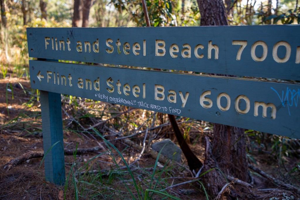 AWAT7196 LR Flint and Steel Beach - and beyond