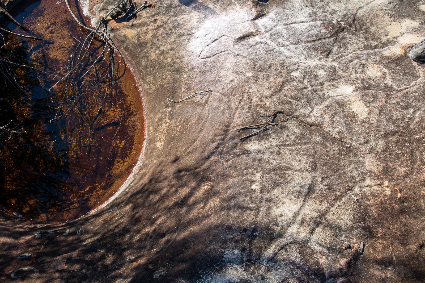 AWAT8340 LR Mount Murray Anderson West - Waterhole