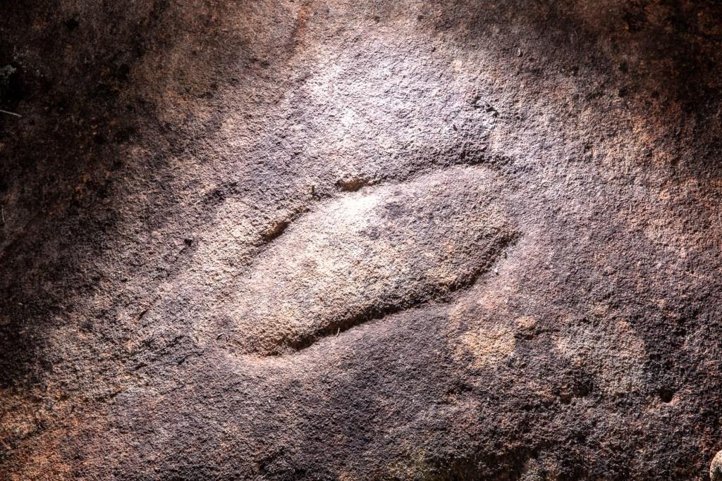 AWAT9861 LR Resolute Track Aboriginal engraving sites