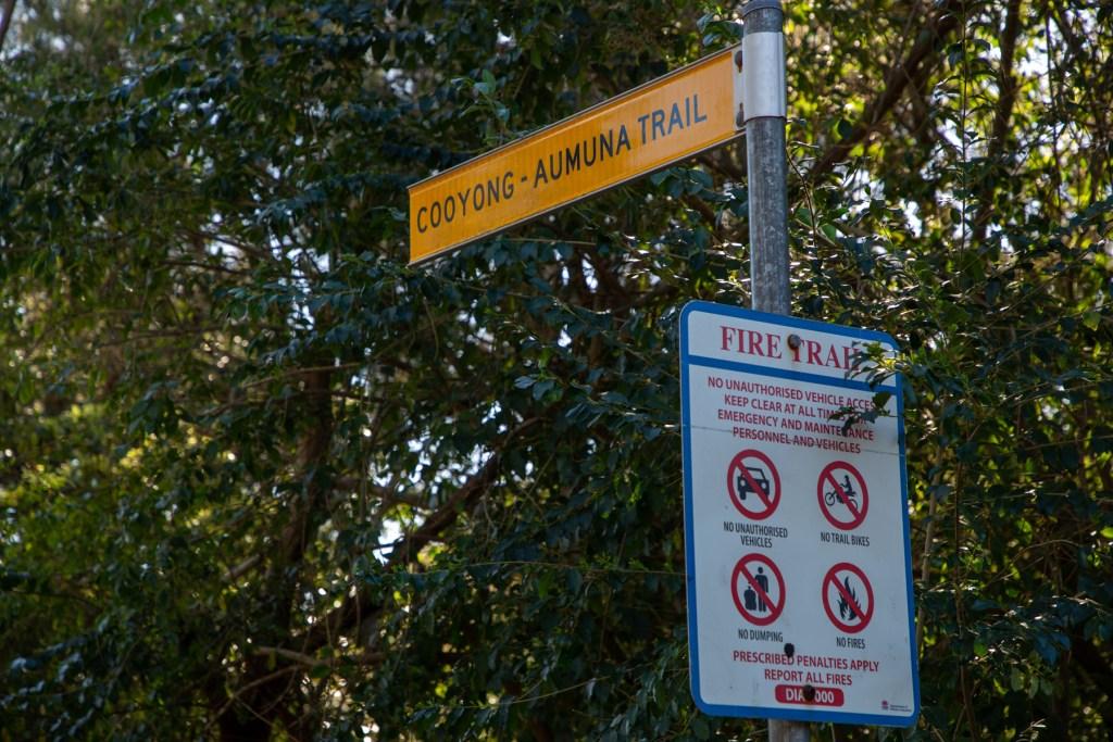 AWAT2452 LR Cooyong Neverfail Trail and Callamine Trail Loop