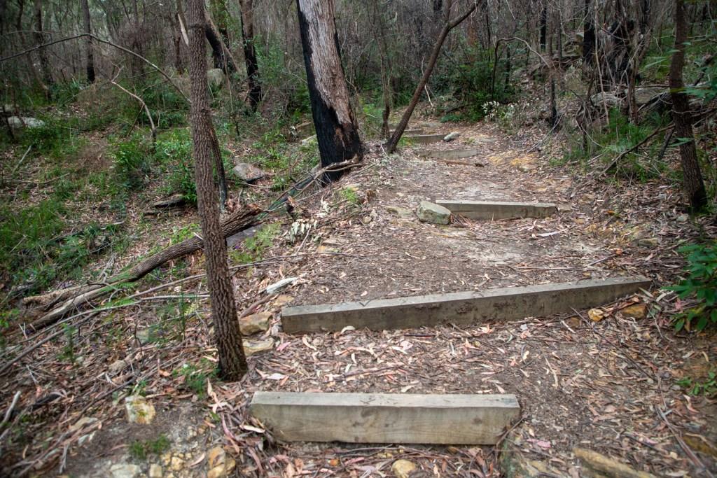 AWAT2818 LR Twin Creeks Reserve - a short but interesting loop walk