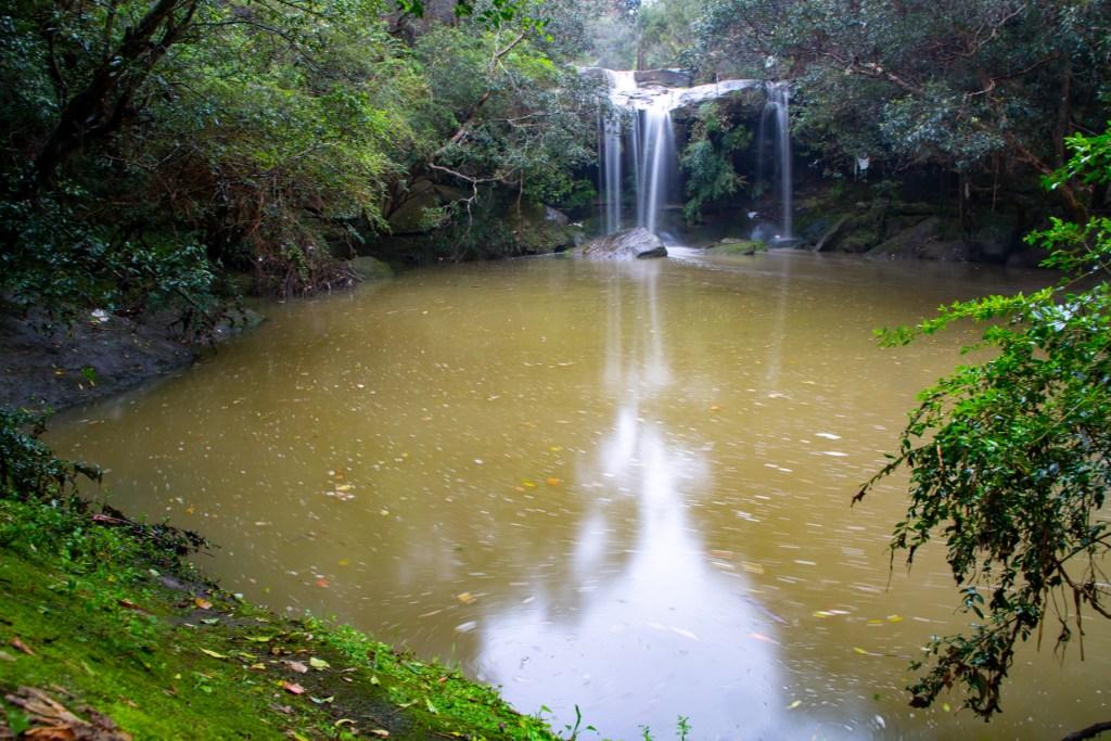 Blaxlands Falls