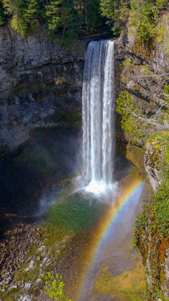 DSC00832 LR Brandywine Falls (Whistler)