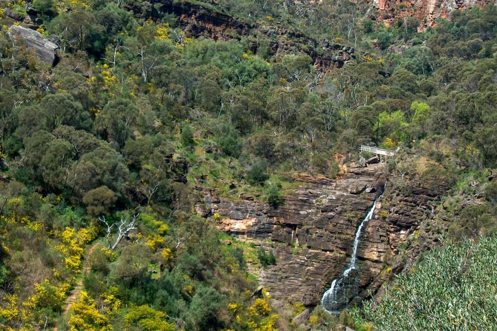 Morialta Second Falls