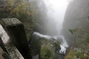 Cascade Gorge du Dailley
