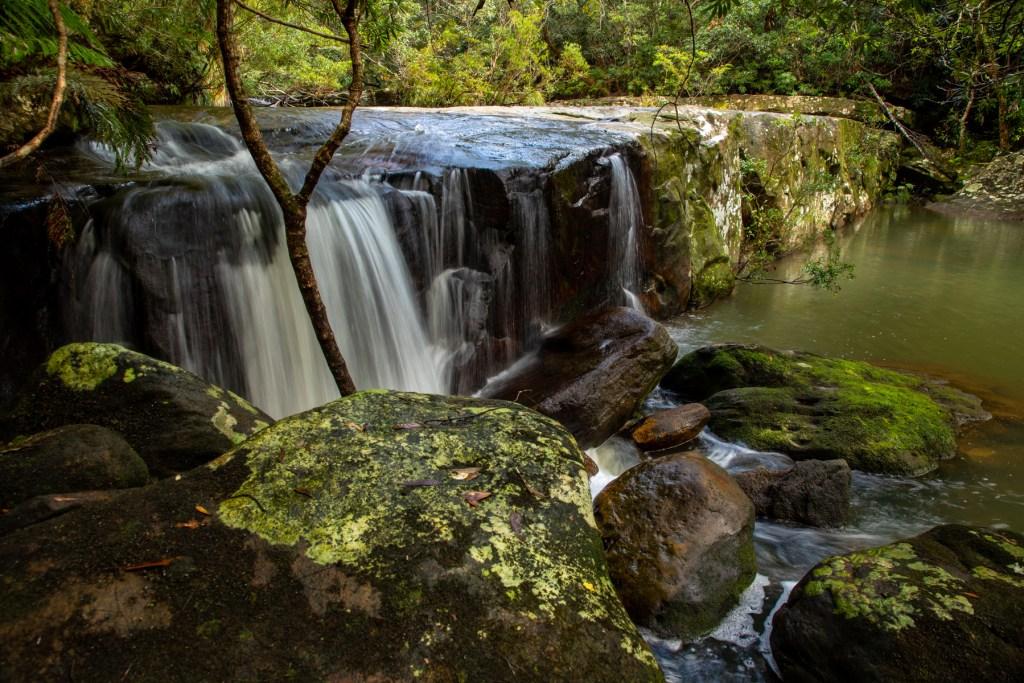 IMG 3885 LR Lower Gledhill Falls (McCarrs Creek)