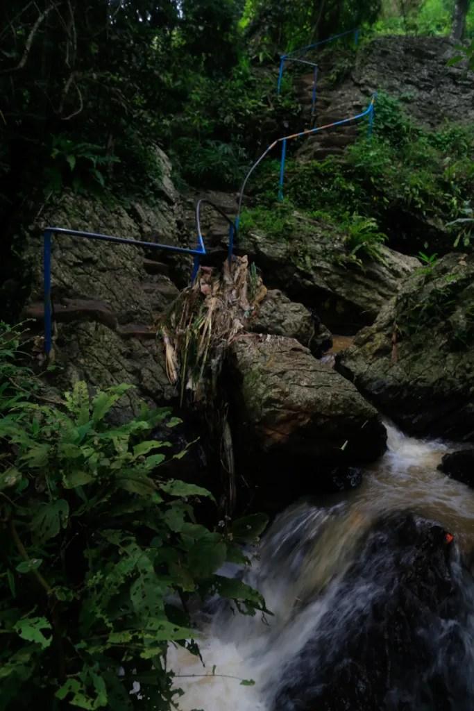 MG 5746 LRP 3 Elephant Falls (Lieng Rowoa Waterfall)