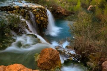 MG 9966 LR Navajo Falls (Havasu Canyon)