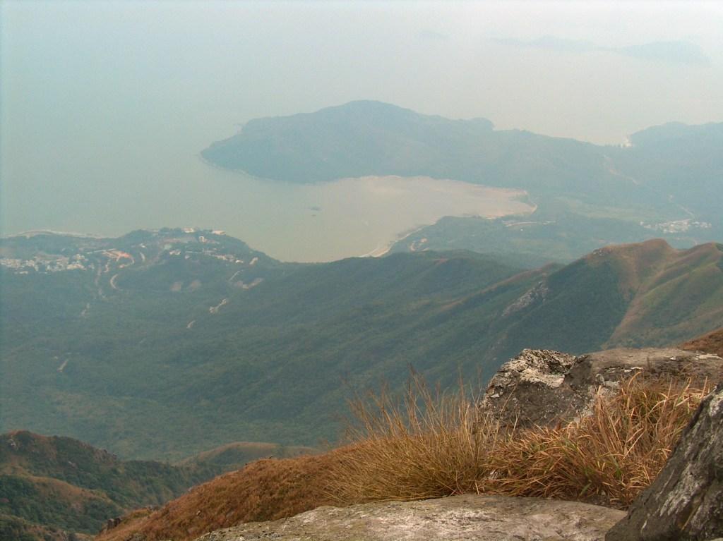HPIM2695 LR Hiking the Lantau Trail - Mui Wo to the Big Buddha