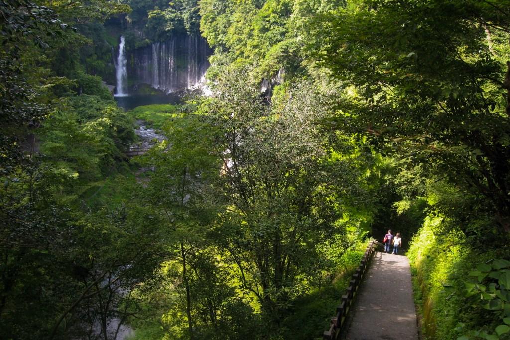 IMG 0249 LR Shiraito Falls (白糸の滝, Shiraito no Taki)