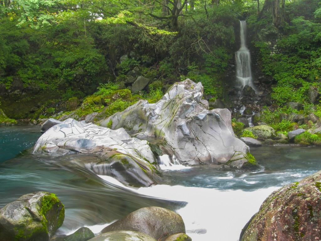 IMG 0316 LR Kanmangafuchi Abyss waterfalls