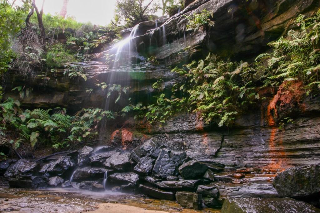 Andamira Waterfall / Leask Creek Falls