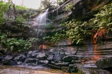 IMG 1692 LR Andamira Waterfall / Leask Creek Falls