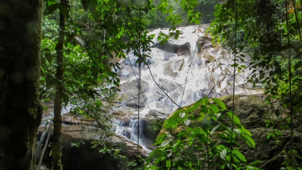 Sofea Jane Waterfall (Jeram Kubang Gajah)
