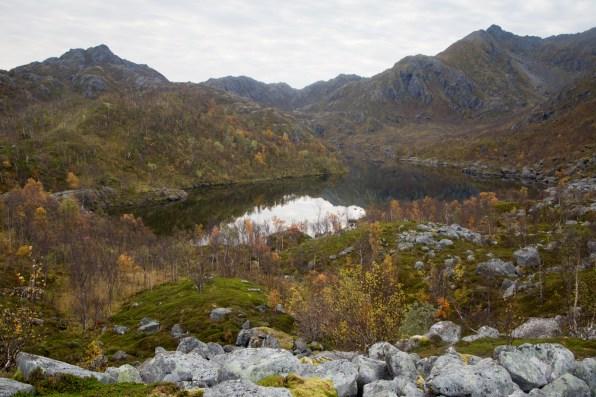 Storvatnet (lake)