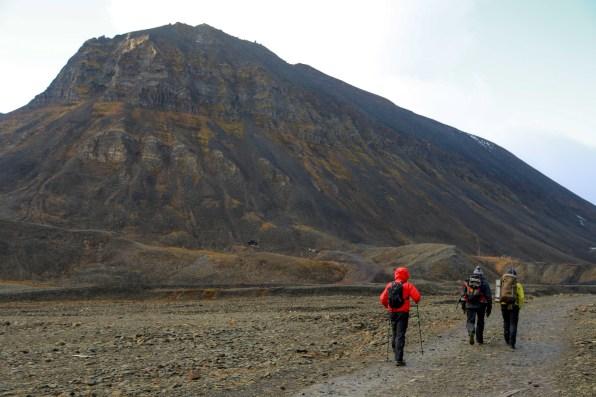 Sarkofagen mountain