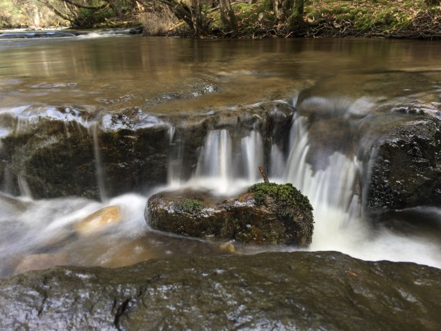 The Tyenna River