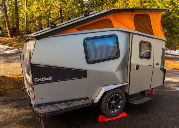TAXA Cricket Trailer