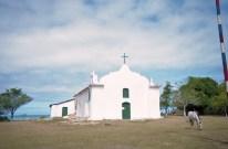 Katolička crkva iz XVI veka - Trancoso Quadrado, Bahia 1997.