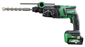 Hikoki Shop Hikoki 36V Akku Bohr- & Meißelhammer(Brushless) DH36DPE(2.5) (HSC IV)