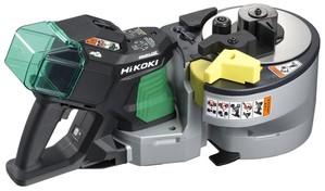 Hikoki Shop Hikoki 36V Akku Baustahl Schneid & Biegeger?t (Brushless) VB3616DA(Basic) (Tranportkoffer)