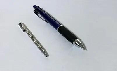 太めの串くらいのペン