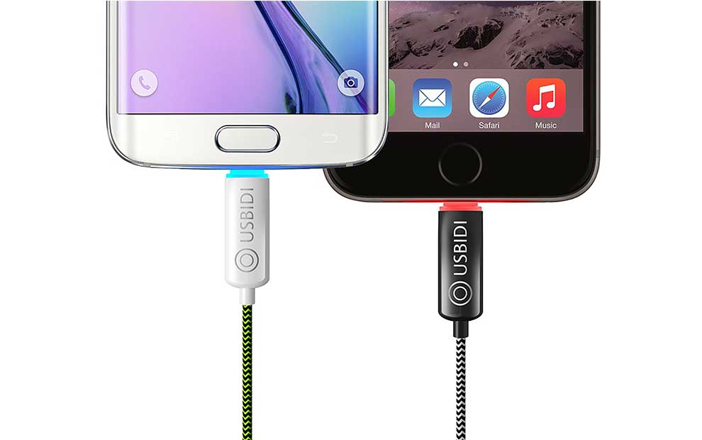 İki Android cihazı arasında pil şarjını paylaşma