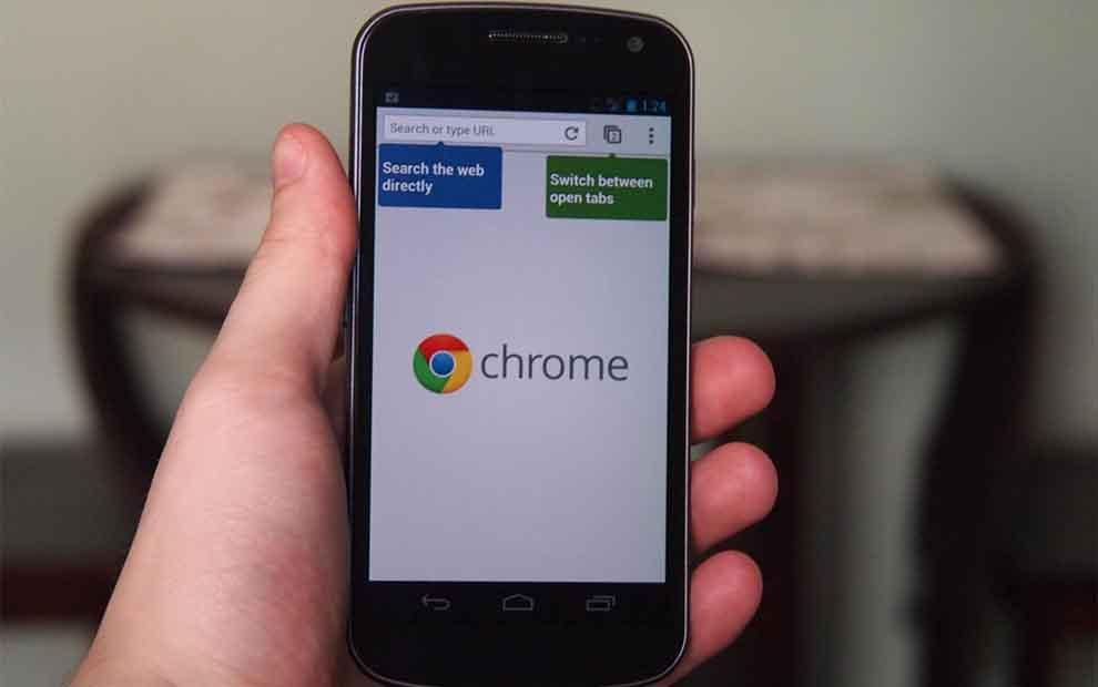 Chrome Veri Tasarrufu Etkinleştirme Android