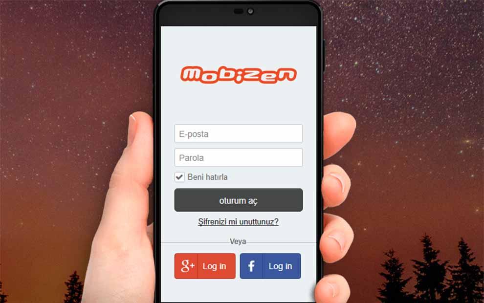 PC'den Android Cihazını kontrol etmeMobizen Uygulaması