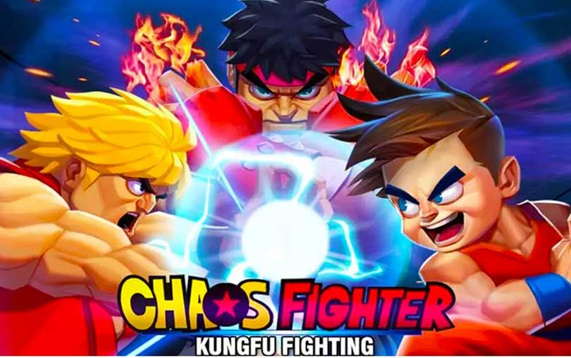 Chaos Fighter Kungfu Fighting Android Oyunu indir