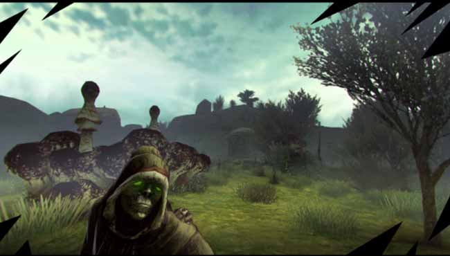 Shadows of Kurgansk Android Aksiyon ve zombi oyunu indir