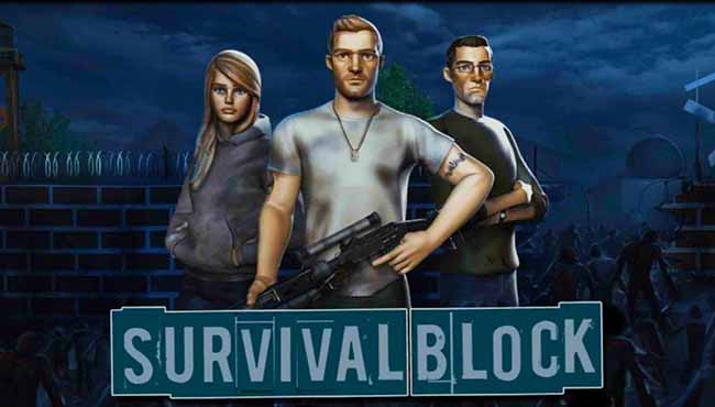 Survival Block Android zombi ve savaş oyunu indir