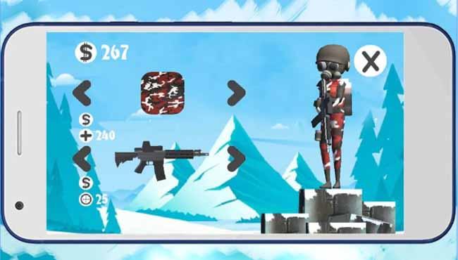 Winter operation Android Aksiyon Oyunu